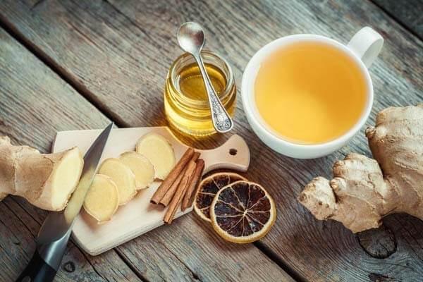 Chữa Hôi Miệng Với Mật Ong Và Gừng