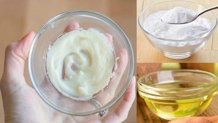Kết Hợp Dầu Dừa Với Baking Soda Làm Trắng Răng
