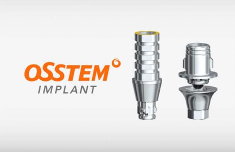 Trụ Implant Osstem Hàn Quốc