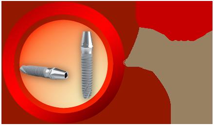 icon trụ implant brat