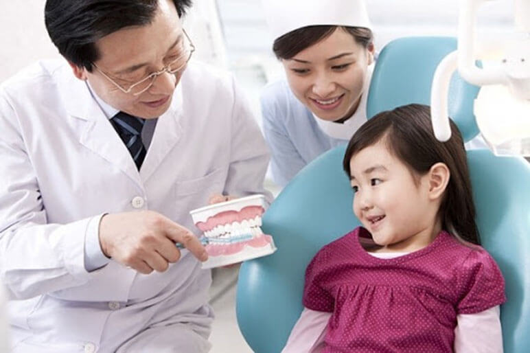 Phòng Chống Sâu Răng ở Trẻ