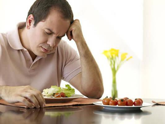 suy giảm chức năng ăn nhai