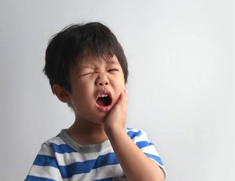 Tác Hại Sâu Răng ở Trẻ Em