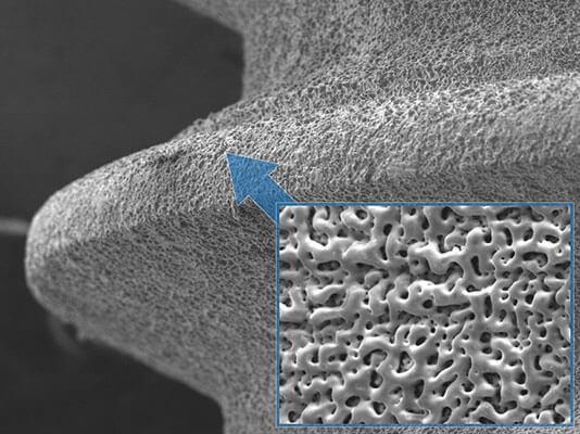 xử lý bề mặt Implant bằng thủy phần EA